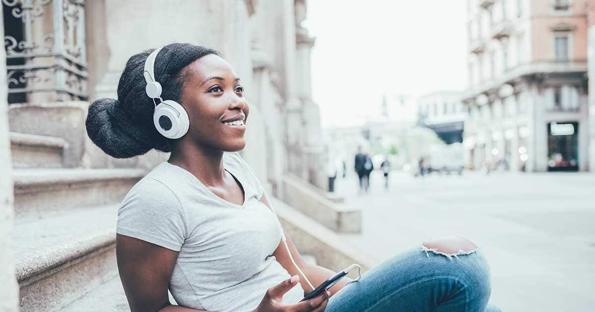 Las 5 principales plataformas de música digital