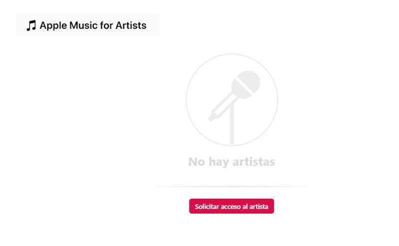 Apple Music para artistas